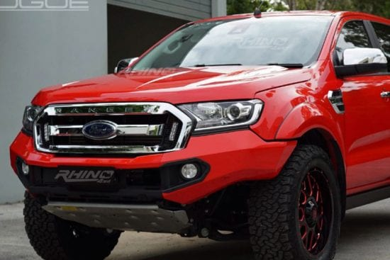 Rhino Ford Ranger Front Bar 2016